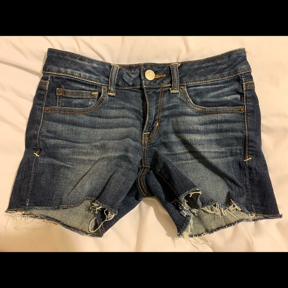 American Eagle Outfitters Pants - AE super stretch size 4 shorts